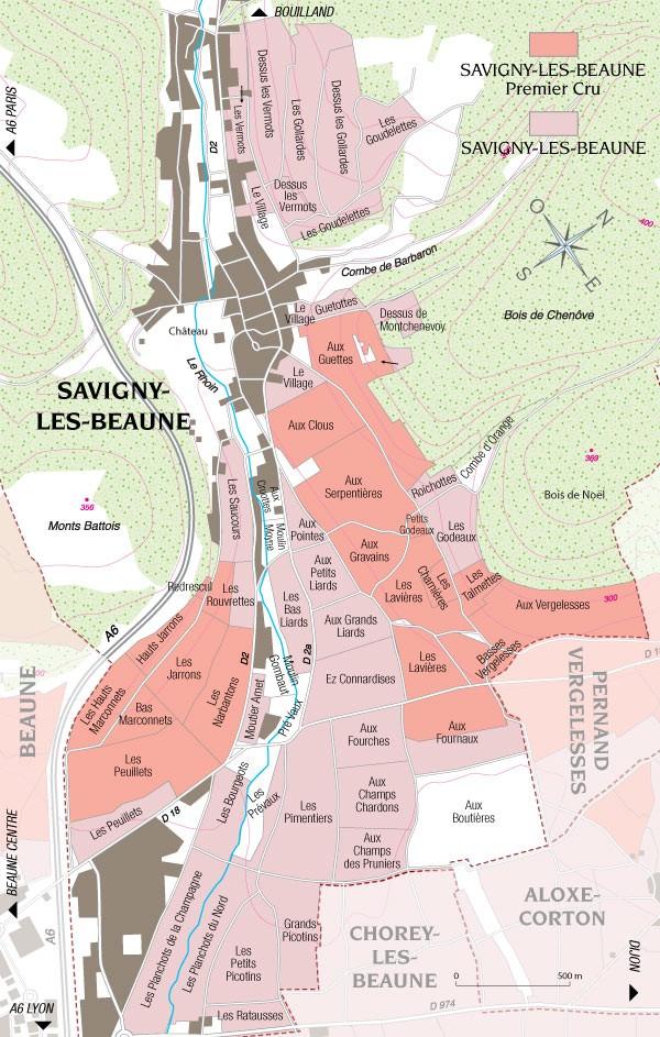 Savigny lès Beaune