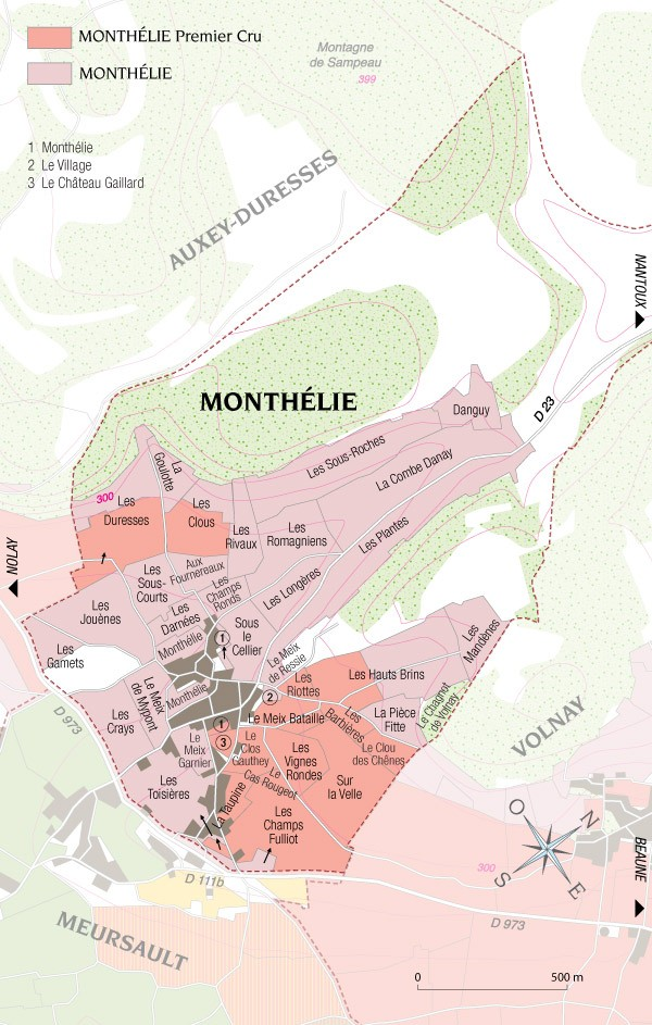 Monthelie