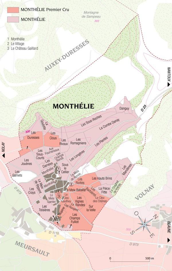 Monthelie